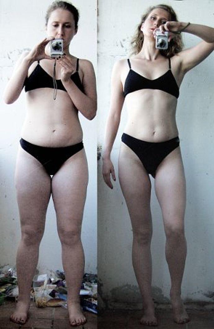 как я похудела на диете 5 - Девичник